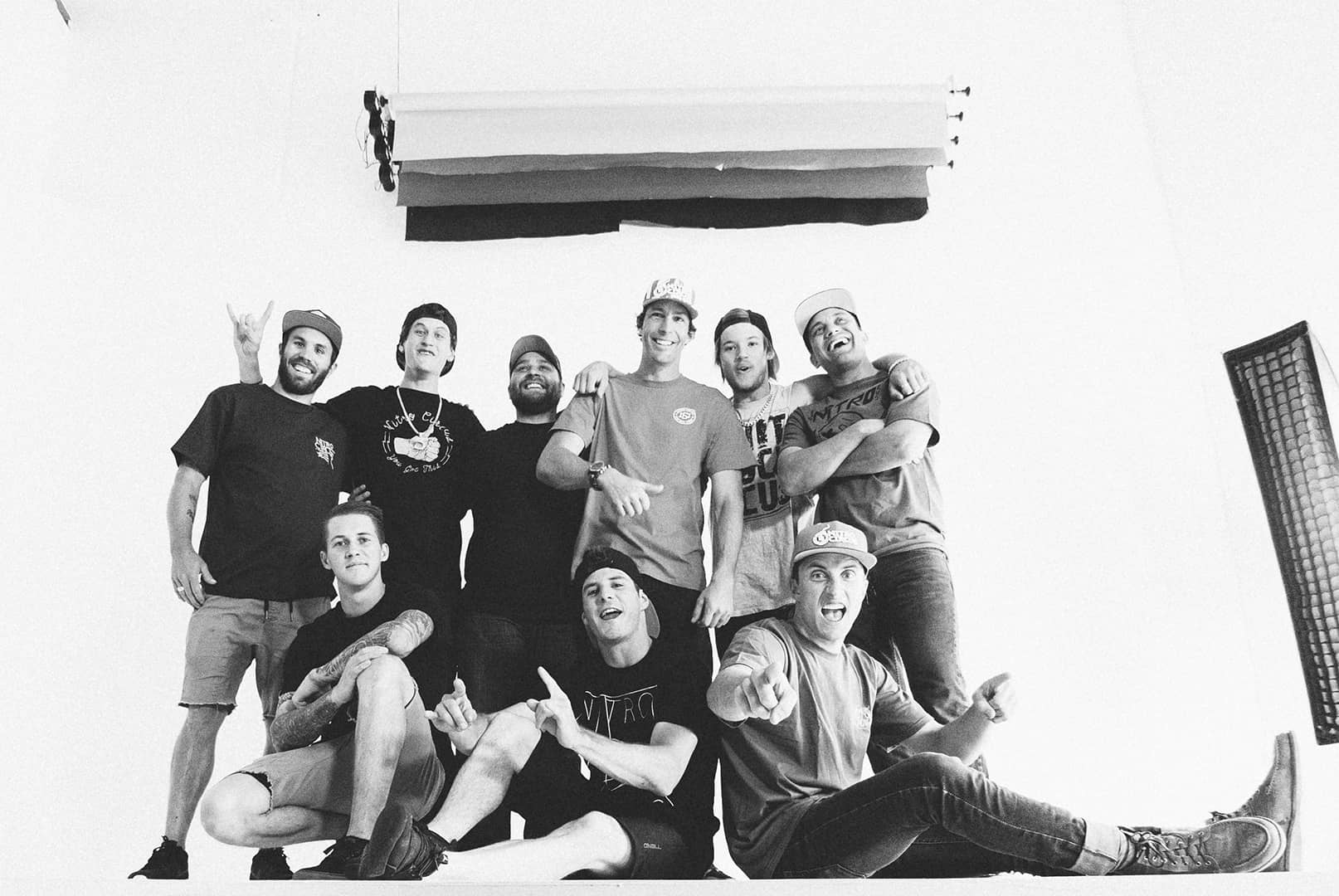 gold coast studio hire nitro circus